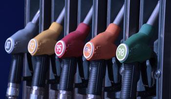 бензин или дизель для грузовика